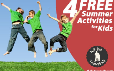 Four Free Summer Activities to Do with Your Kids