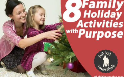 8 Family Holiday Activities with Purpose