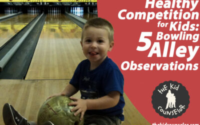 Healthy Competition for Kids – Five Bowling Alley Observations