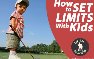 How To Set Limits with Kids: A Limit Setting Example from My Home