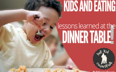 Kids and Eating: A Lesson Learned at the Dinner Table