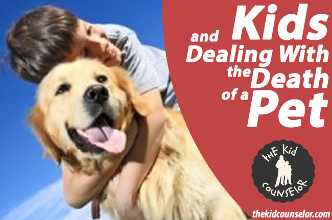 Kids and Dealing with the Death of a Pet