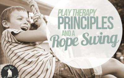 Play Therapy Principles and a Rope Swing