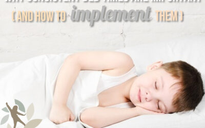 Why Consistent Bed Times Are Important (And How To Implement Them!)